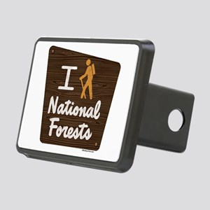 National-ForestHIKE Rectangular Hitch Cover