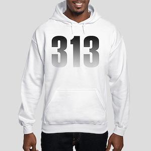 313 Detroit Hooded Sweatshirt