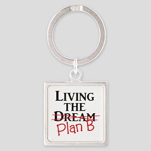 Plan B Keychains