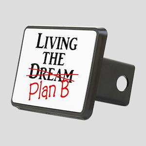 Plan B Rectangular Hitch Cover