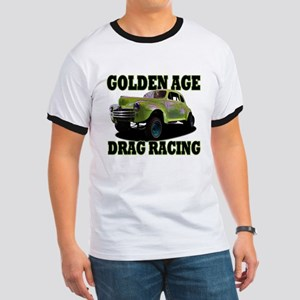 48 Ford Gasser Drag Racing Ringer T