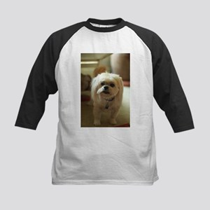 indoor dogs floppy ears Baseball Jersey