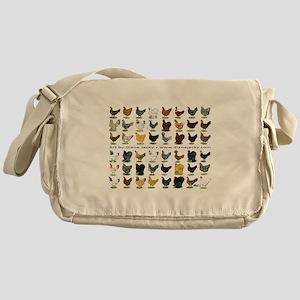 48 Hens Promo Messenger Bag