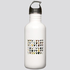 48 Hens Promo Stainless Water Bottle 1.0L