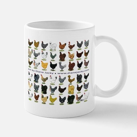 48 Hens Promo Mug