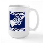 Atomic Rocket Large Mug