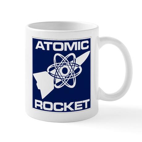Atomic Rocket Mug