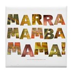 Marra Mamba Mama Tile Coaster