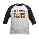 Marra Mamba Mama Kids Baseball Jersey