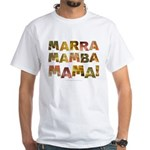Marra Mamba Mama White T-Shirt