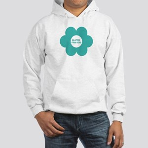 gluten free girl2 Hooded Sweatshirt