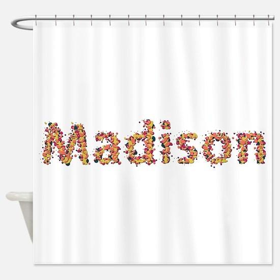 Madison Fiesta Shower Curtain