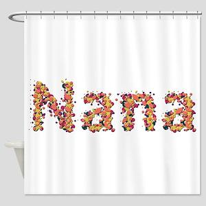 Nana Fiesta Shower Curtain