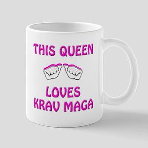 Krav Maga This Queen Mug