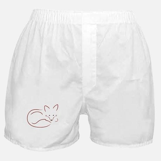 Vulpes Vulpes Boxer Shorts