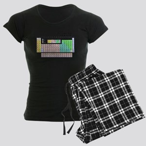 periodictable Women's Dark Pajamas