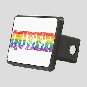 RETRO-queer_TR Rectangular Hitch Cover