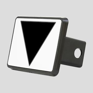 black-triangle_tr2 Rectangular Hitch Cover
