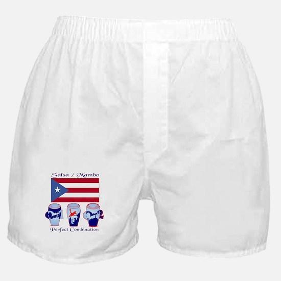 LimEd P.R. large Flag Boxer Shorts