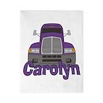 Trucker Carolyn Twin Duvet