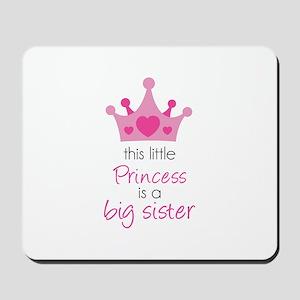 This little princess Mousepad