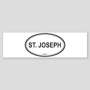St. Joseph (Missouri) Bumper Sticker