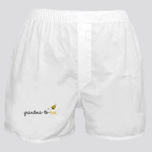 Grandma to bee Boxer Shorts