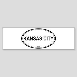 Kansas City (Missouri) Bumper Sticker