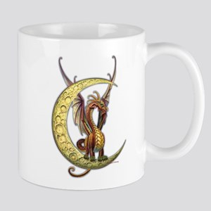 Moon Dragon Mug