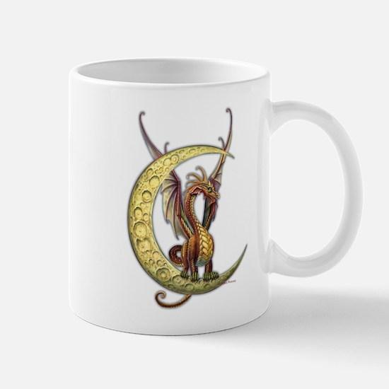 Moon Dragon Mug