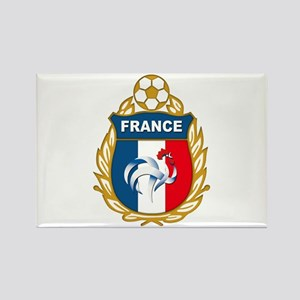 France Rectangle Magnet