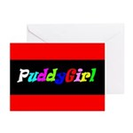 PuddyGirl Greeting Cards
