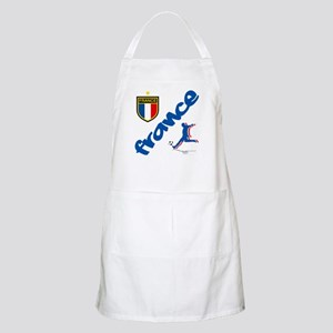 France World Cup Soccer Apron