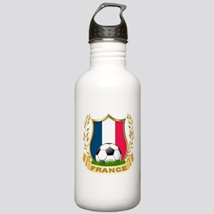 France Stainless Water Bottle 1.0L