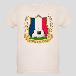 France Organic Kids T-Shirt