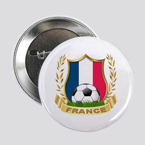 "France 2.25"" Button"