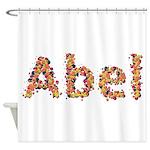 Abel Fiesta Shower Curtain