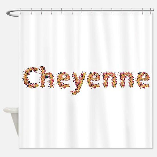 Cheyenne Fiesta Shower Curtain