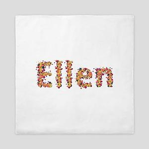 Ellen Fiesta Queen Duvet