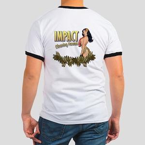 Impact Cleaning Hawaii Hula Girl (BACK)