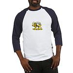 Lion-Front/Lion-Back Baseball Jersey