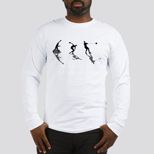 Athletics Field Events Long Sleeve T-Shirt