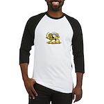 Lion-Front/Map-Back Baseball Jersey