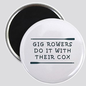 GIg Rowers Do It Magnets