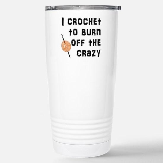 Crazy Crochet Mugs