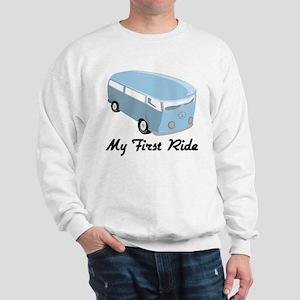 My First Ride Sweatshirt