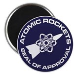 Atomic Rocket Seal Magnet