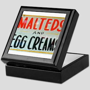NYC: Malteds and Egg Creams Keepsake Box
