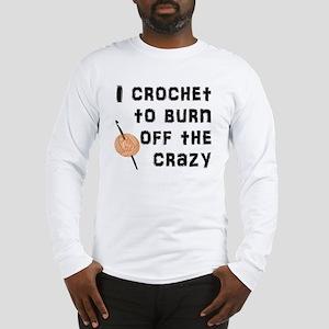 Crazy Crochet Long Sleeve T-Shirt