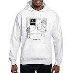 Free Range Cow Hooded Sweatshirt